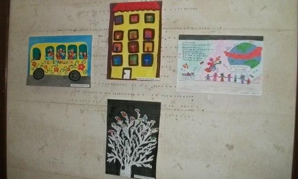 Izložba učenika u Čajniču