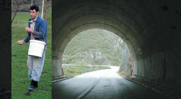 Mikajlo Šimšić - tunel