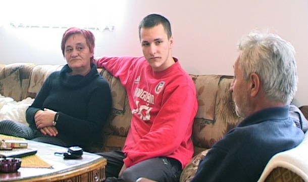 Porodica Bukarac u Novom Goraždu