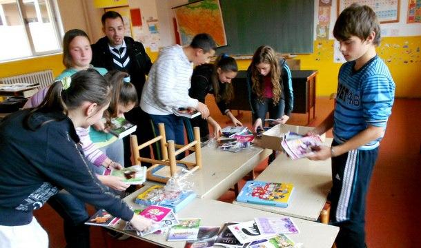 Sveke školi u Novom Goraždu