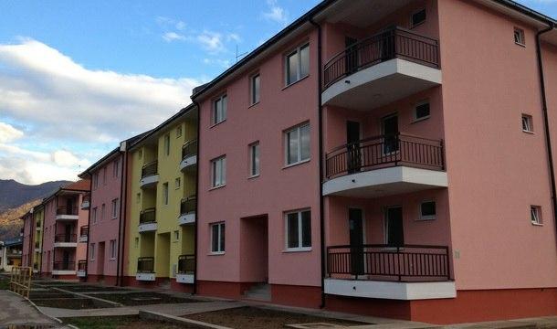 Zgrada u Novom Goraždu