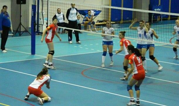 BL Volley - HE na Drini
