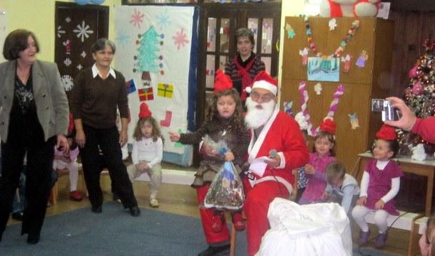 Deda Mraz u Čajniču
