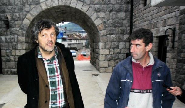 Emir Kustrica i Mihailo Šimšić