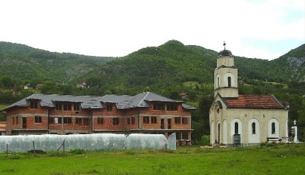 Manastir u Vardištu