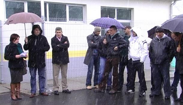 Otpušteni radnici u Foči