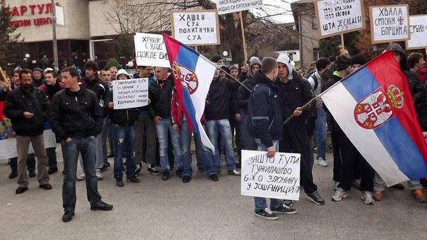 Protest u Foči