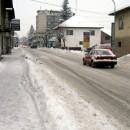 Snijeg u Rogatici
