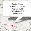 Zemljoter u BiH