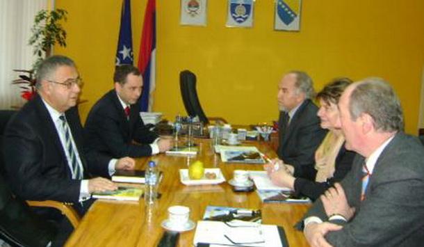 Ambasador Bugarske u Foči