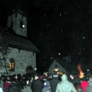 Bаdnje veče u Dobrunskoj Rijeci - Drаževini