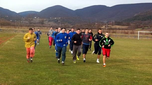 FK Mladost - zimske pripreme