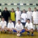 Fudbaleri Stakorine na turniru u Višegradu