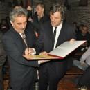 Leposavić i Andrićgrad - bratimljenje