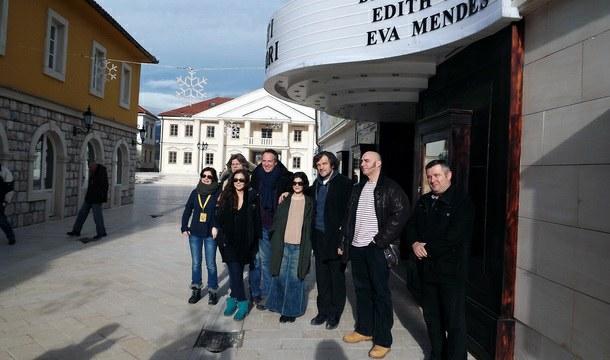 Odri Tatu posjetila Andrićgrad