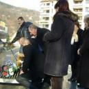 Polaganje vijenaca za Dan Republike u Foči