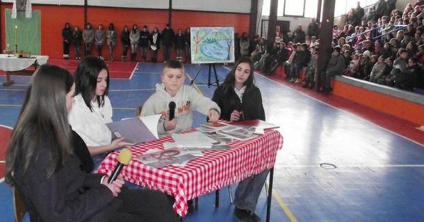 Školska slava u osnovnoj školi u Višegradu