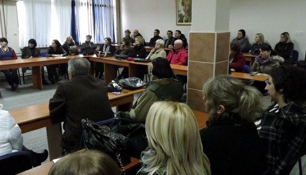 Srednja škola Višegrad - sindikat