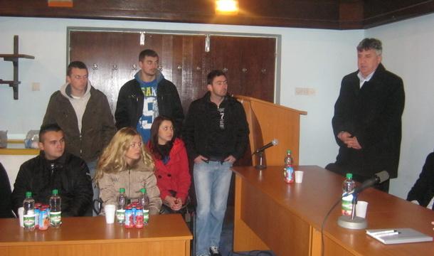Stipendisti u Čajniču