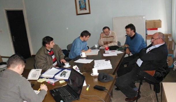 Upravni odbor FK Mladost Rogatica