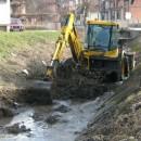 Čišćenje potoka Sućeske u Rogatici