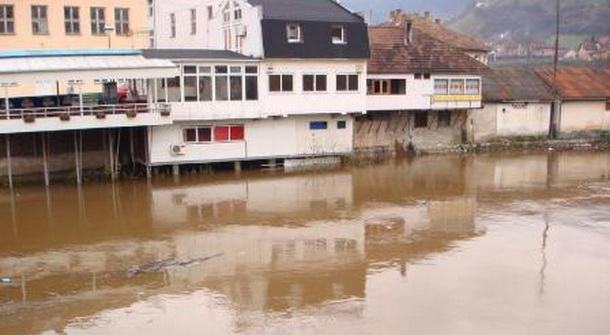 Poplava - Rzav Višegrad 2010