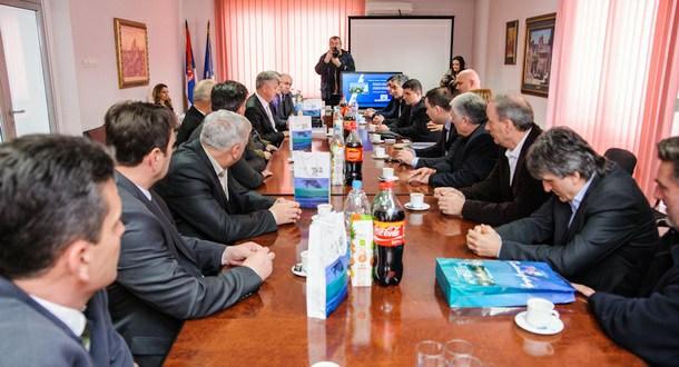 Predstavnici RS u Obrenovcu