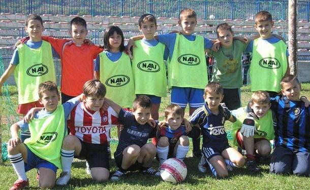 Škola fudbala u Rogatici