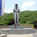 Spomenik borcima u Foči