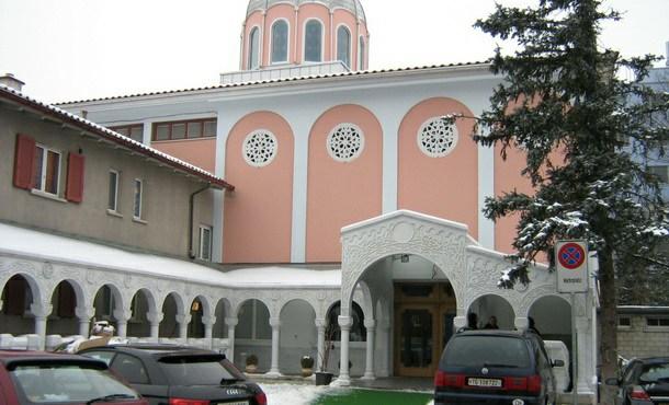 Srpska crkva u Cirihu
