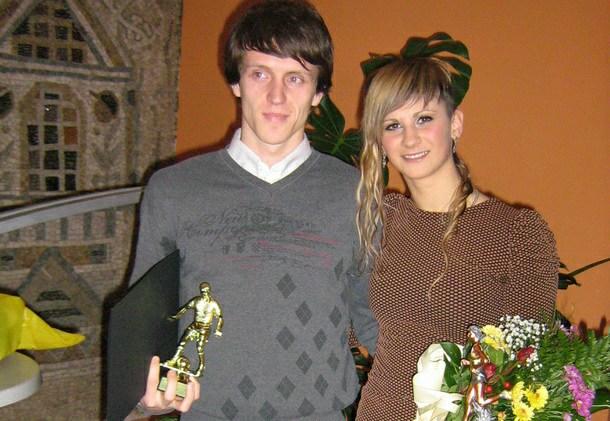 Darko Rosić i Tanja Marković