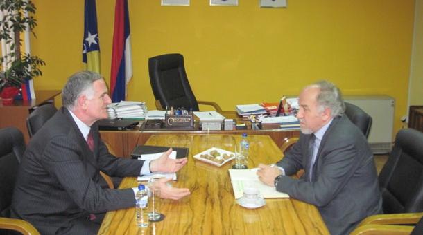 Ambasador Crne Gore u Foči