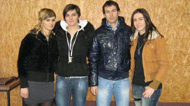 Atletičari iz Rogatice