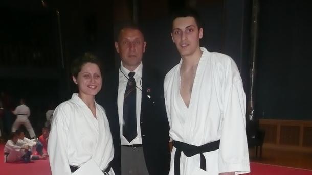Danka Gavrilović i Nikola Poluga