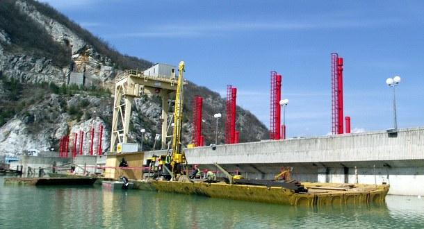 Hidroelektrane na Drini Višegrad