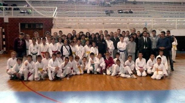 Karate klub Drina