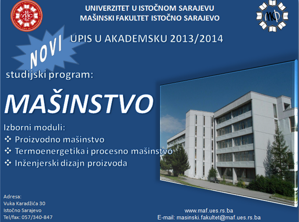 Mašinski fakultet Sarajevo