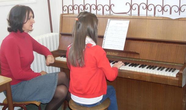 Muzička škola u Foči