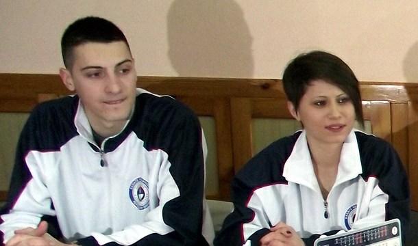 Nikola Poluga i Danka Gavrilović