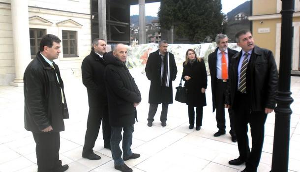 Savo Lalović u Andrićgradu