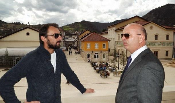 Mutabdžija Goran u Andrićgradu
