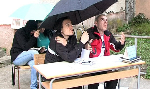 Nezadovoljstvo studenata u Foči