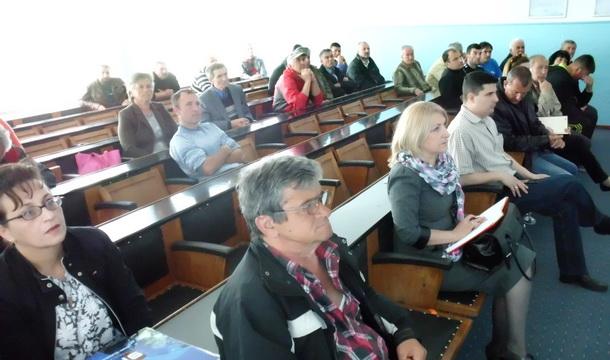 Predavanja o poljoprivredi u Rogatici