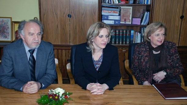 Željka Cvijanović u Foči