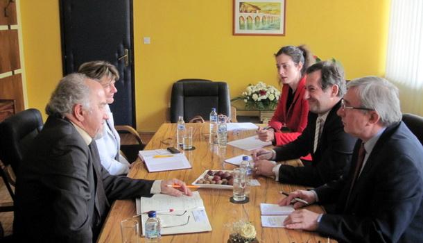 Ambasador Rumunije u Foči