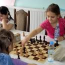 Anja Duvnjak igra šah