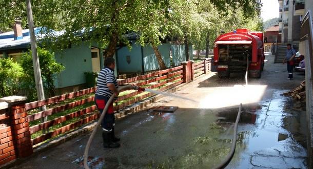 Čišćenje Rogatice