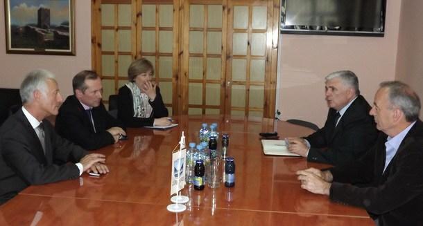 Francuski ambasador u Višegradu
