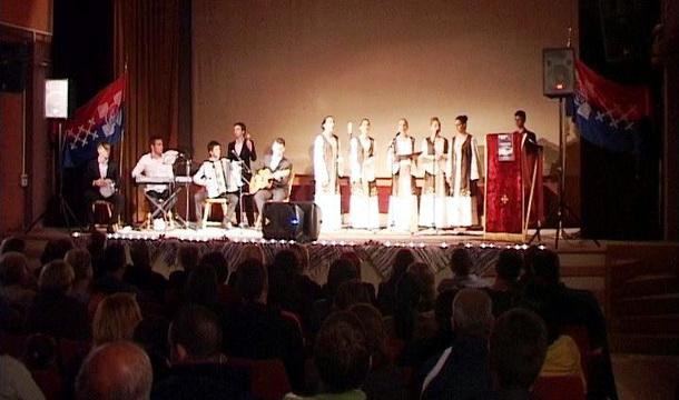 Koncert u Foči - Etno sastav Kimval