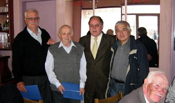 Penzioneri šahiste iz Rogatice